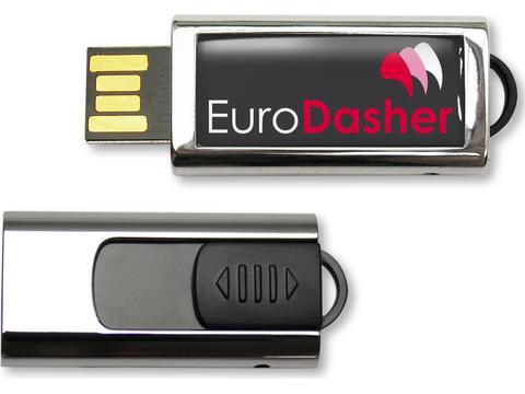 Slide USB stick - 4GB