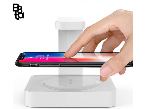Smart UV steriliser and wireless charger