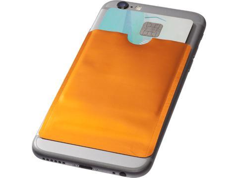 RFID Smartphone Wallet - BK