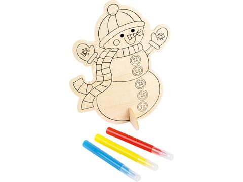 Snowman Eco Colour