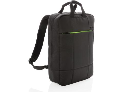 "Soho business RPET 15.6"" laptop backpack PVC free"