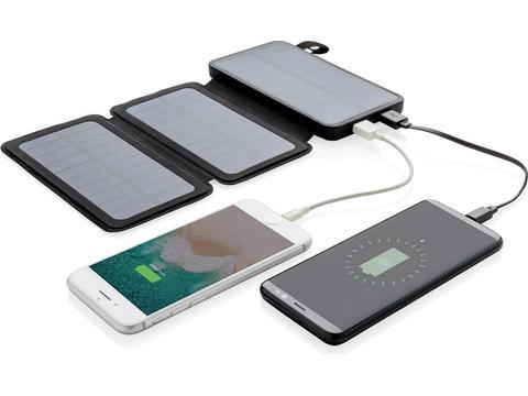 Batterie de secours avec chargeur solaire 8000 mAh