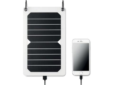 Solar zonnepaneel oplader