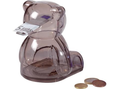 Piggy-bank Bear