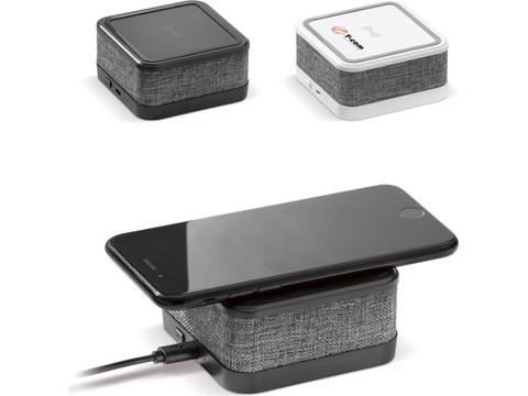 Wireless speaker & charger 5W