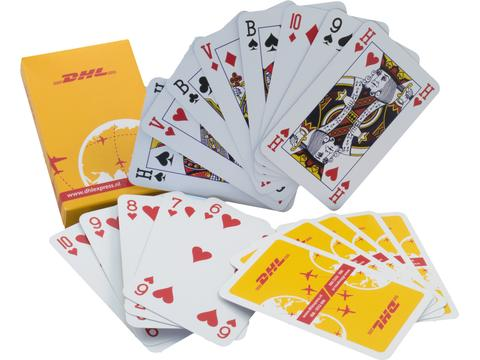 Kaartspel klassiek in kartonnen doosje