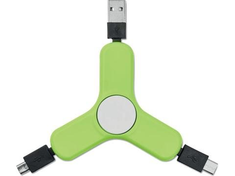 Spincable
