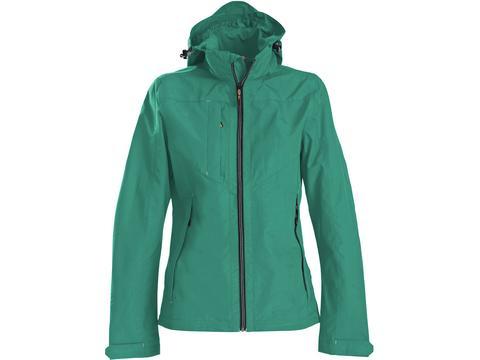 Sporty shell jacket Flat Track