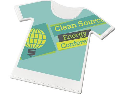 Racleur à glace Brace en forme de t-shirt