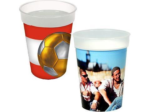 Stapelbare drinkbeker - 300 ml