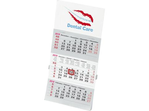 Start Mini 3-Maandskalender
