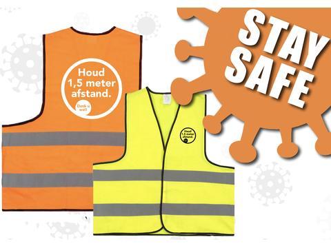 Stay Safe veiligheidsvest