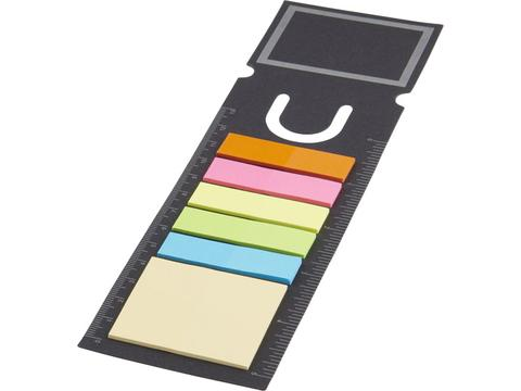 Sticky note bladwijzer