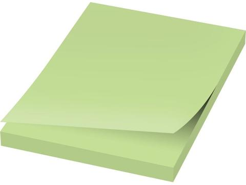Stickynotes Colour 5 x 7,5 cm - 25 vellen