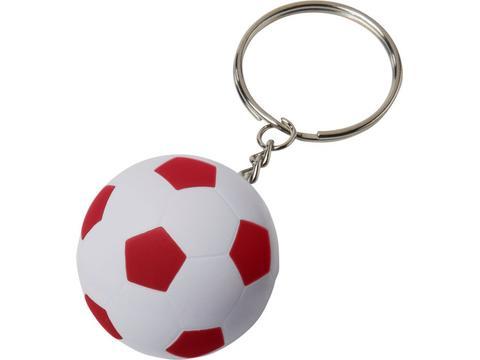 Porte clés football