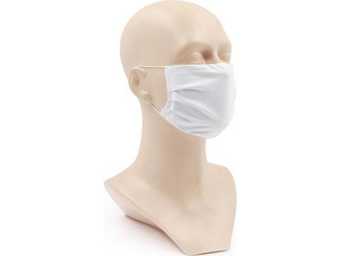 Herbruikbaar stoffen mondmasker voor kinderen - Wasbaar 60°