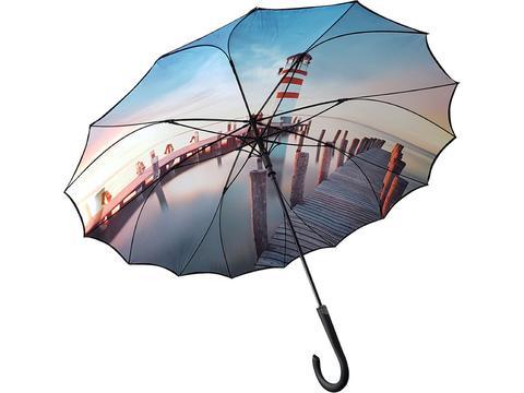 Stormparaplu Amaze - all over bedrukt
