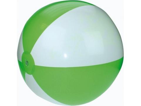 Ballon de plage 34 cm.