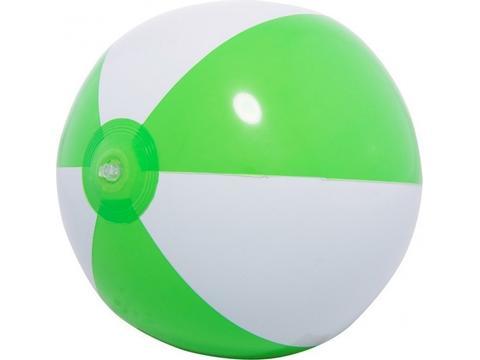 Ballon de plage 26 cm.