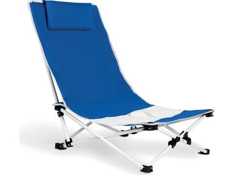 Chaise de plage Capri