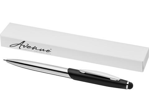 Geneva stylus ballpoint pen
