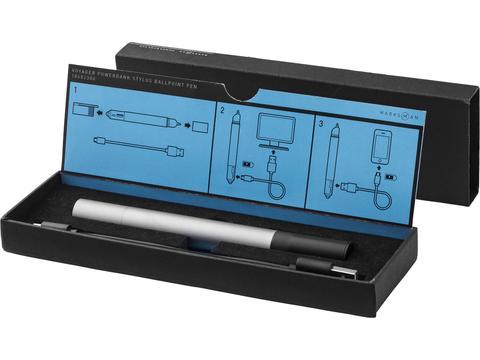 Stylus balpen powerbank - 700 mAh