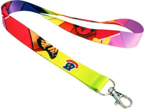 Budget Sublimation lanyard 20 mm