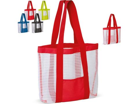 Summer beach bag mesh