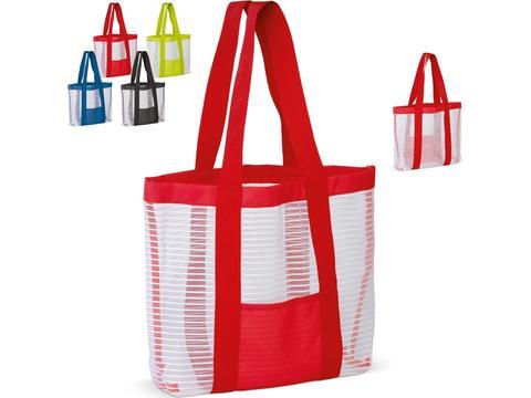 Summer sac de plage en mesh