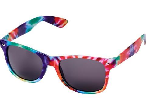 Sun Ray tie dye sunglasses