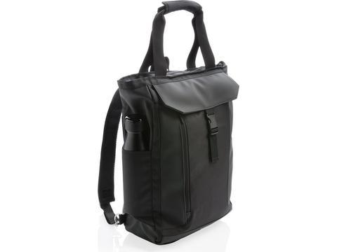 "Swiss Peak RFID 15"" laptop totepack PVC free"