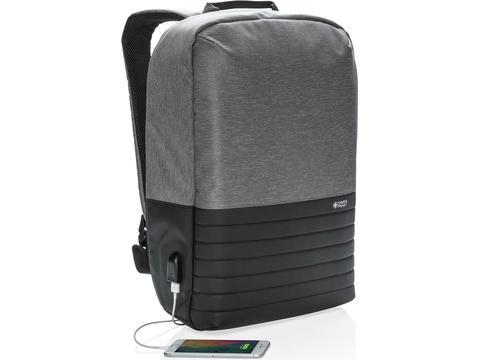 Swiss Peak anti-diefstal rugzak RFID laptop