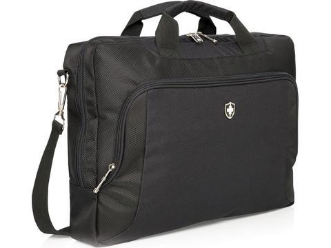 """Swiss Peak deluxe 15"""" laptop bag"""