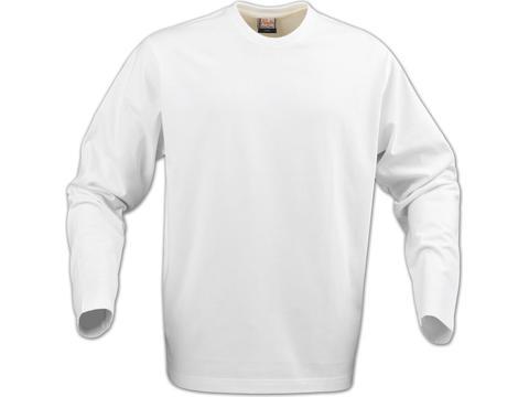 T shirt Heavy met lange mouwen