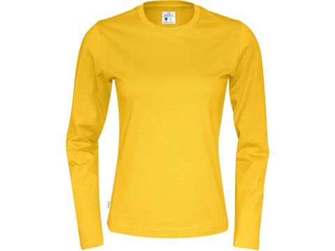 T shirt Long Sleeve cottoVer Fairtrade