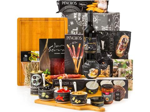 Christmas gift package Tapas completas
