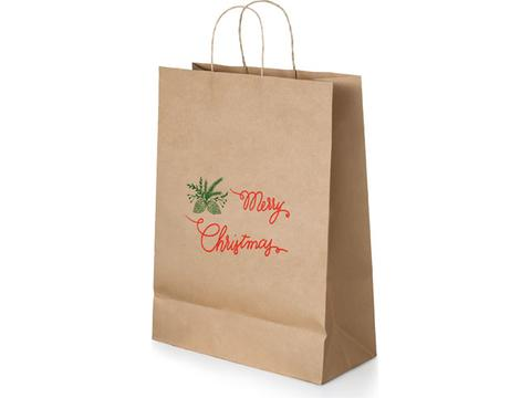 Kraft paper bag 18x24cm