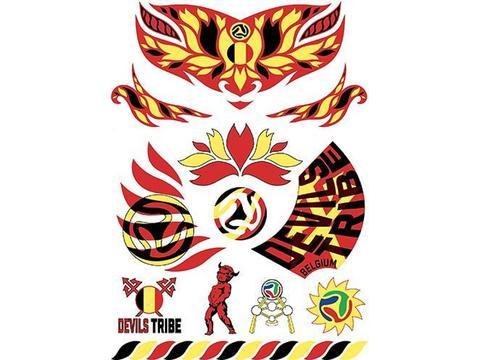 Fun tattoo Belgium