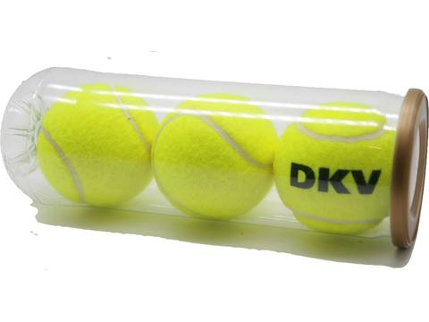 Smash 2# tennis balls in tube
