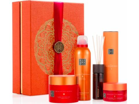 The Ritual of Happy Buddha Energising Collection