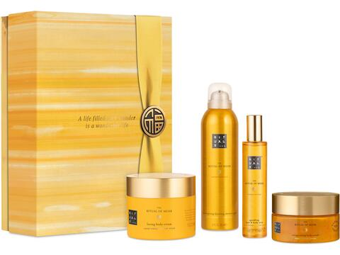 The Ritual of Mehr Energising Collection