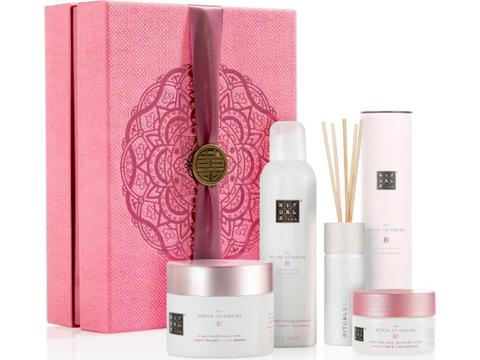 The Ritual of Sakura Renewing Collection