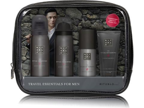 The Ritual of Samurai Travel Set Skincare Men
