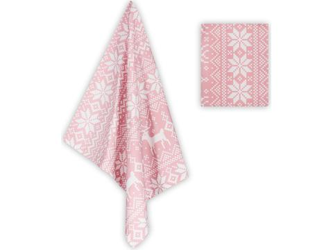 Reactive printed Tea towels