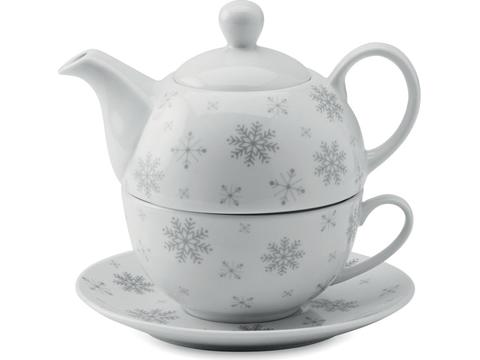 Xmas tea set