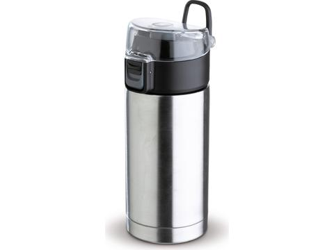 Click-to-open travel cup 330ml