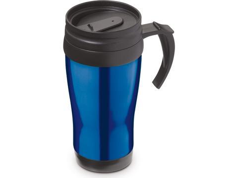 Car mug metal 350 ml