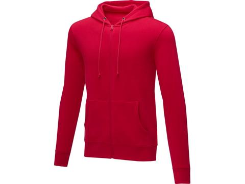 Theron men's full zip hoodie