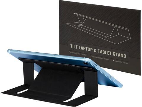 Support Tilt pour ordinateur portable et tablette