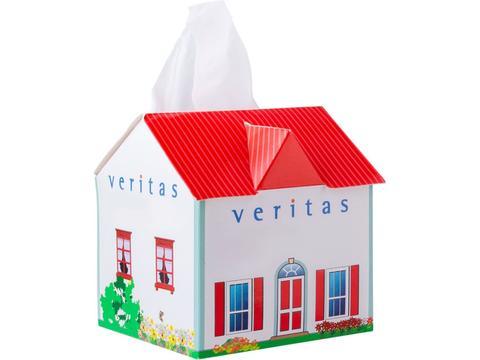 Tissue box house
